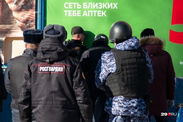 Операция по задержанию Колодешникова длилась около двух часов