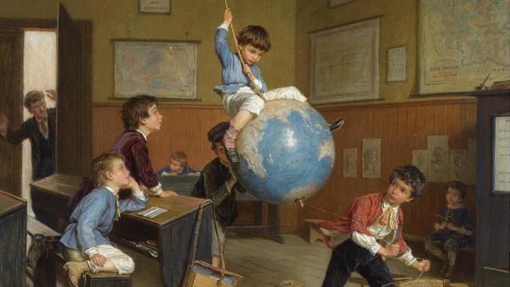 Дети как гаджеты, школа как салон маникюра. Отец будущего первоклассника— о первом родительском собрании