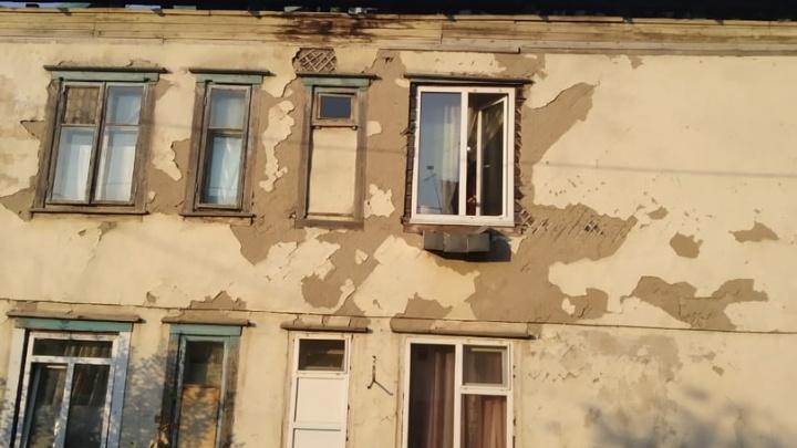 Страшно за себя: жительница Уфы рассказала Хабирову о жизни в старом доме