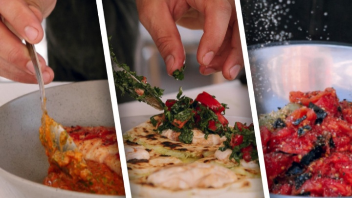 Три несложных, но небанальных блюда для мангала (вся суть в маленьких хитростях от шеф-повара)