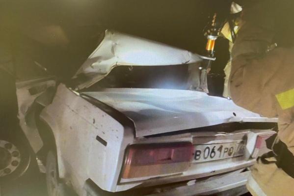 Водитель «Жигулей» был нарушителем. Он ездил без прав и однажды садился за руль пьяным