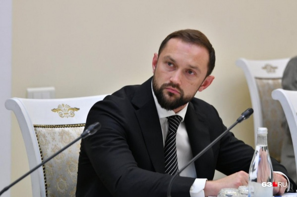Александр Мордвинов возглавляет МинЖКХ области уже полгода