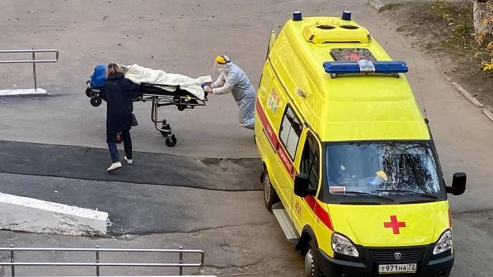 Самой пожилой — 93 года: в Тюменской области за неделю 15 человек умерли от COVID-19