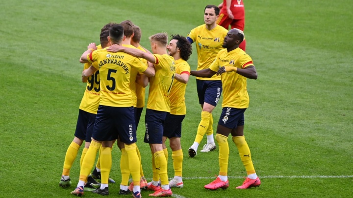 «Ростов» обыграл «Арсенал» и прервал серию без побед