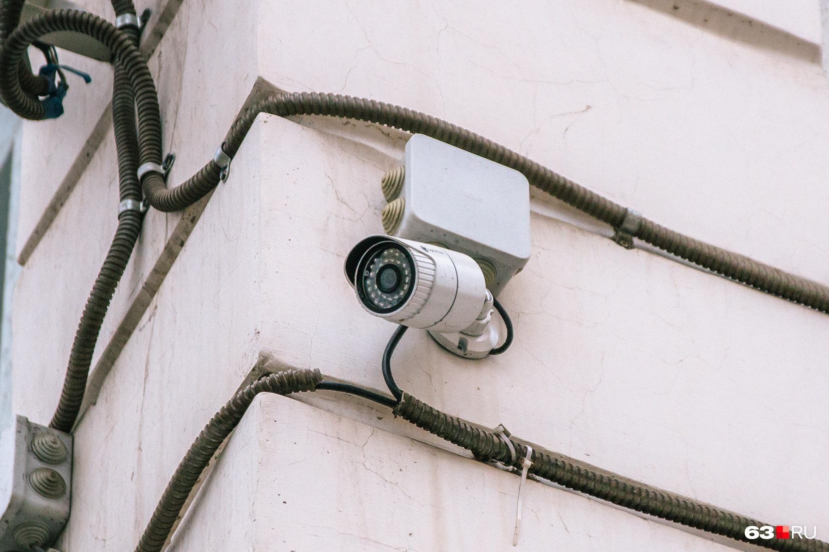 Власти планируют установить камеры и в малых городах