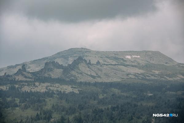 """В прошлом году первый снег в горах выпал уже <nobr class=""""_"""">5 сентября</nobr>"""