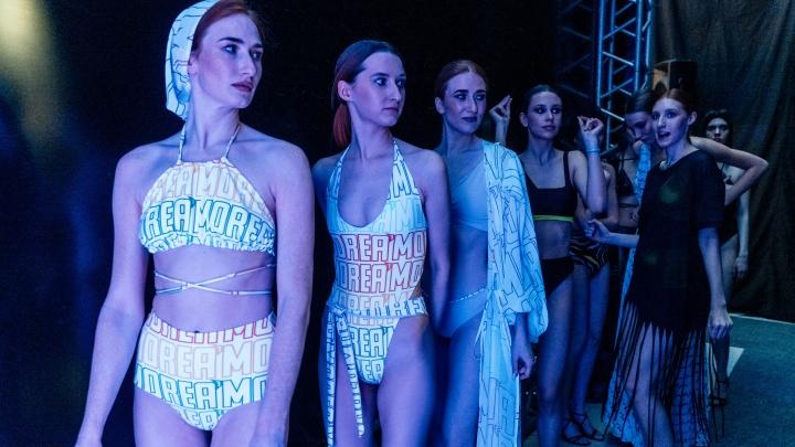 Неделя моды в Екатеринбурге открыта: смотрим новые коллекции дизайнеров