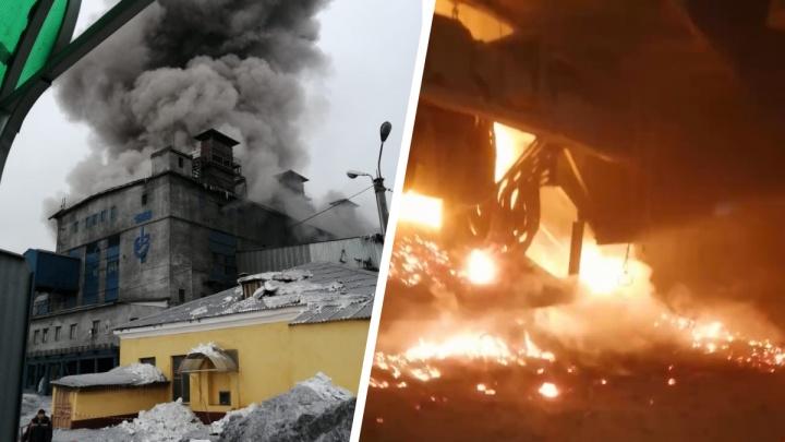«Все окна повышибало, внутри было как в аду!» На уральском заводе ферросплавов прогремел взрыв