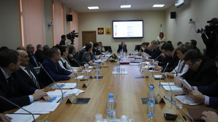 Архангельские депутаты обсудят, нужно ли выделять главе города и его замам служебное жилье