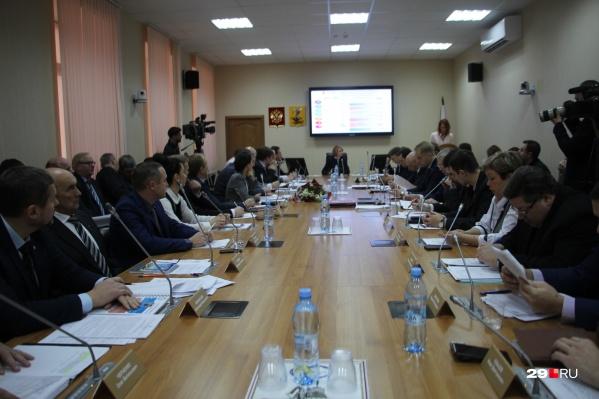 Если депутаты одобрят предложение администрации Архангельска, то глава города сможет поселиться в служебной квартире
