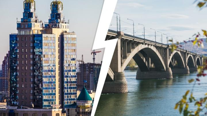 Новосибирск стал хуже Красноярска?! Жители двух городов согласны с этим, а эксперты?