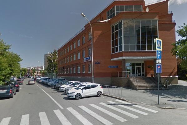Авария произошла на улице Дзержинского