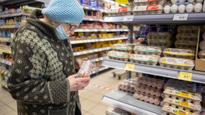 Челябинцев возмутило резкое подорожание яиц перед Пасхой. УФАС проводит проверку, а мы сходили в магазины