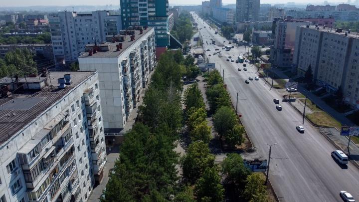 «Будет как на Ленина, только лучше»: на Комсомольском проспекте сделают пешеходный бульвар
