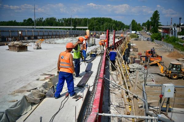 Движение по Добрынинскому путепроводу в Ярославле ограничат в августе