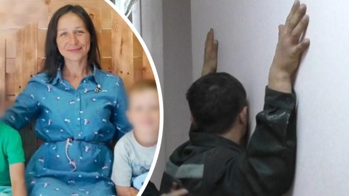 Задержанный в Кировграде автомойщик признался в жестоком убийстве женщины с двумя детьми