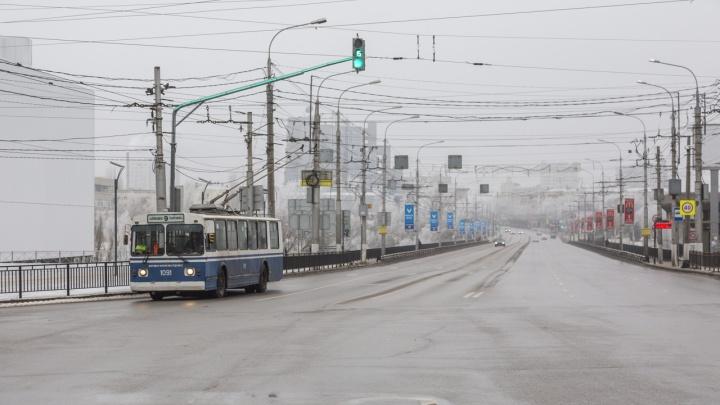 В Волгограде на Астраханском мосту ограничили скорость до 40 километров в час