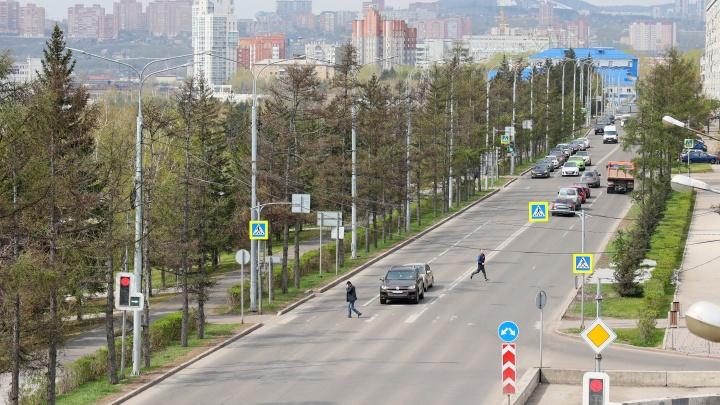 Заказан проект подземного пешеходного перехода от памятника Чехову к набережной Енисея