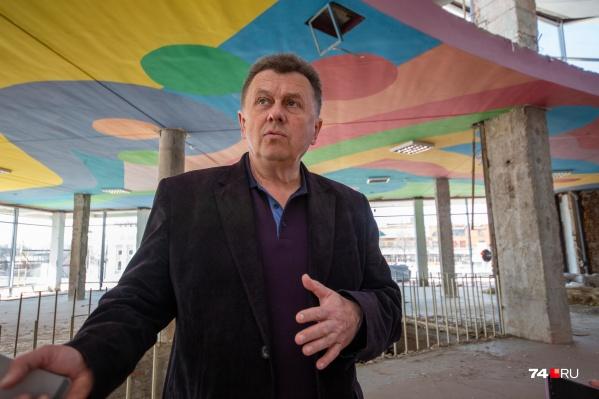 Рихард Илгач временно покинул челябинский цирк