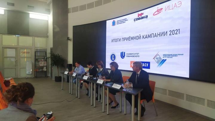 Популярны гуманитарные специальности и IT. Нижегородские вузы подвели итоги приемной кампании