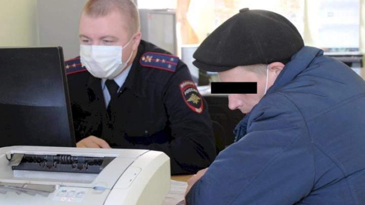 На Урале полицейские направили в суд уголовное дело против мужчины, который расстрелял собаку из ружья