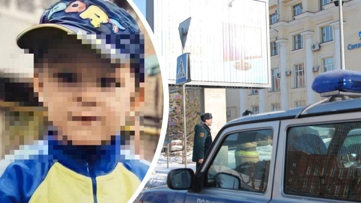 Пропавший в Челябинске шестилетний мальчик найден