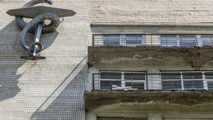 Больницу имени Фишера под Волгоградом превратили в госпиталь. Нековидных больных не принимают