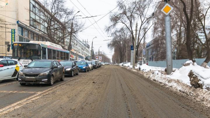 Власти сообщили, когда отремонтируют проспект Масленникова