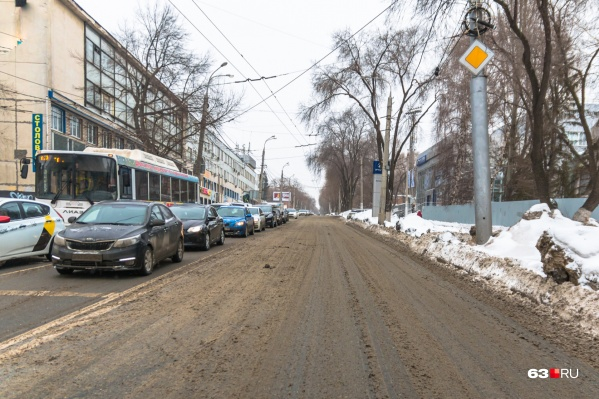 Проспект Масленникова является важным городским поперечником