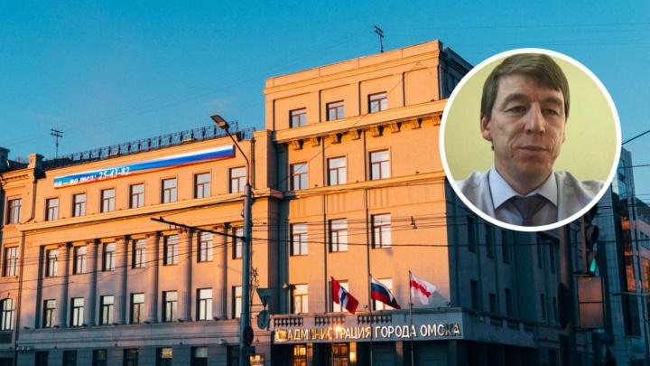 Главным омским дорожником стал сын бывшего вице-мэра