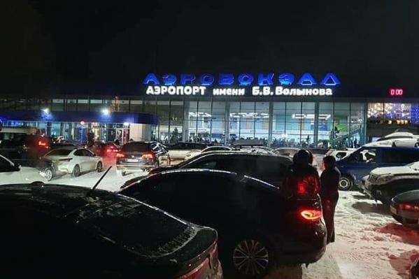 """Собственник аэропорта должен был до лета <nobr class=""""_"""">2021 года</nobr> построить новый терминал&nbsp;"""