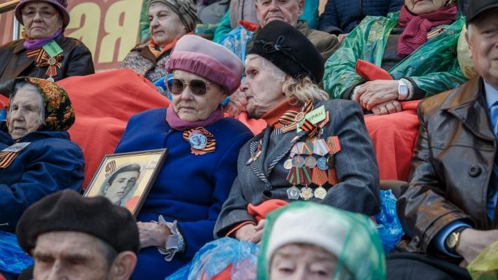 Власти Кузбасса рассказали, как будут поздравлять ветеранов с Днем Победы