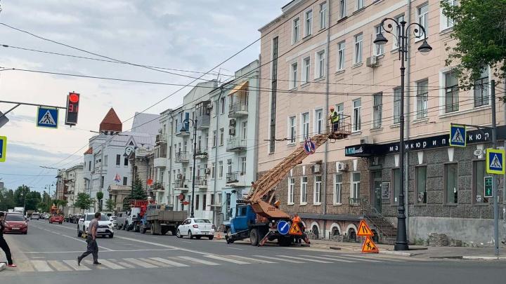 Стало известно, как благоустроят улицу Куйбышева