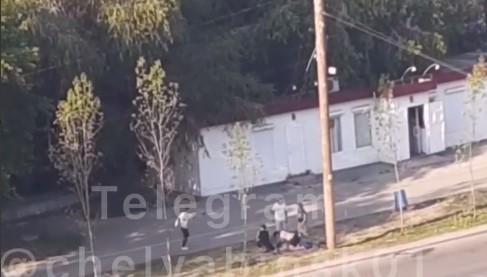 Мужчина устроил стрельбу из пистолета в центре Челябинска
