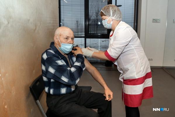 В регионе работает больше 200 пунктов вакцинации
