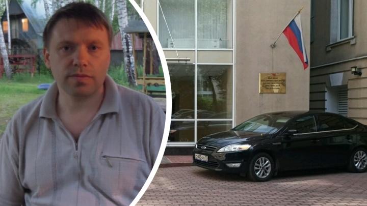 В Москве согласовали арест бывшего судьи из Челябинской области, обвиняемого в развращении племянниц
