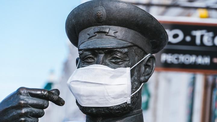 В Омской области еще на месяц продлили масочный режим