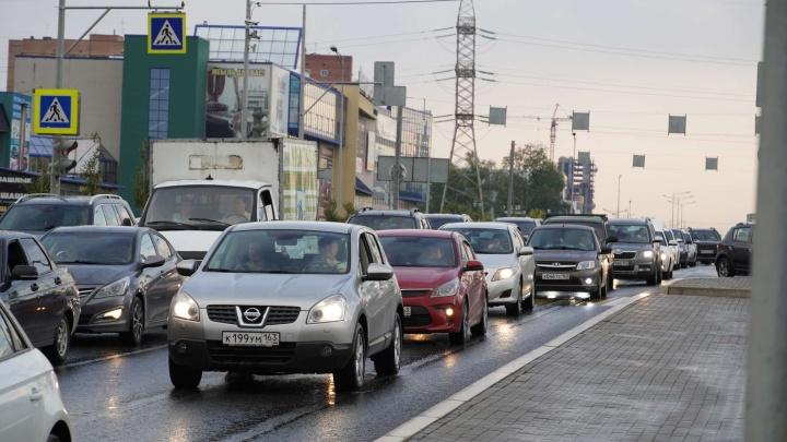 Минтранс назвал цену строительства надземного пешеходного перехода на Московском шоссе