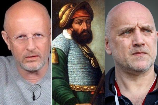 Пучков и Прилепин выступили в защиту Ермака
