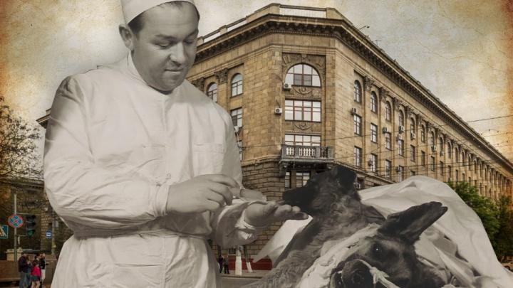 «С какой легкостью я умел надевать хомут себе на шею!»: история волгоградского хирурга, удивившего мир двухголовой собакой