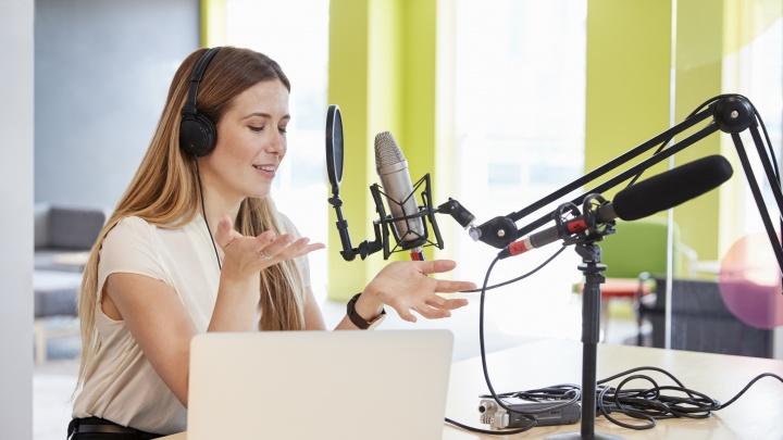 Российская академия радио совместно с TikTok запустила конкурс для радиоведущих
