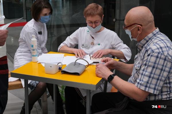 Курганцам предлагают поставить вакцину от COVID-19