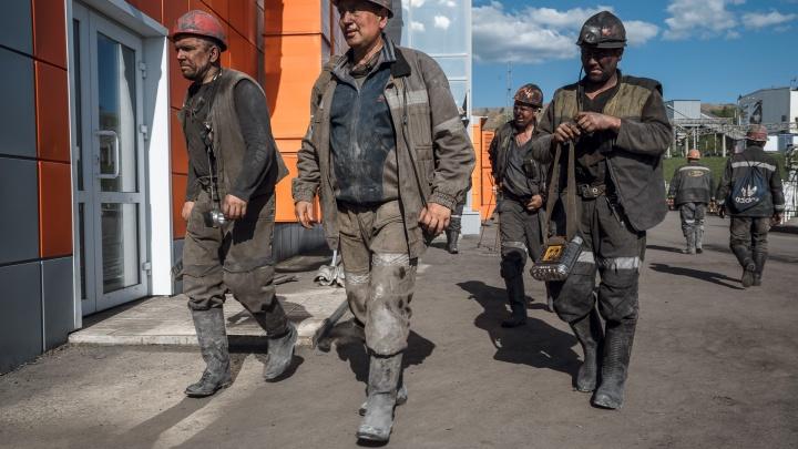 Кемеровстат рассказал о шахтерах: в угледобыче работает каждый одиннадцатый
