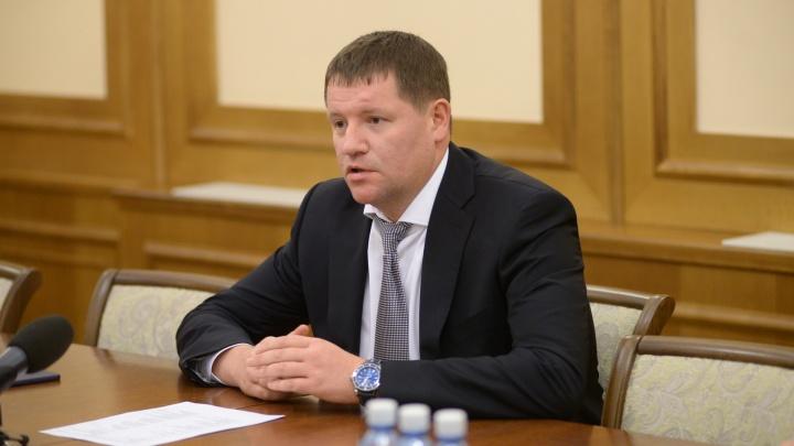 Свердловский вице-губернатор заболел COVID-19. Он признался, что не привит