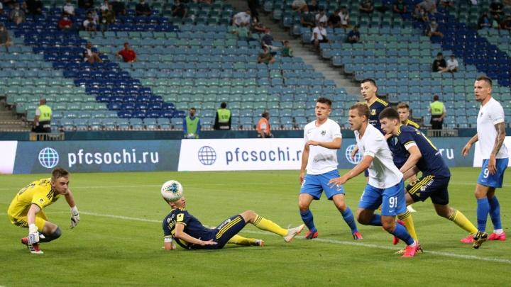 Уехал в Европу, получил вызов в сборную. Где сейчас молодежь «Ростова», год назад бившаяся с «Сочи»