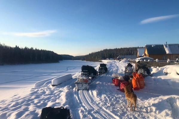 Туристы не дошли до перевала Дятлова из-за плохой погоды