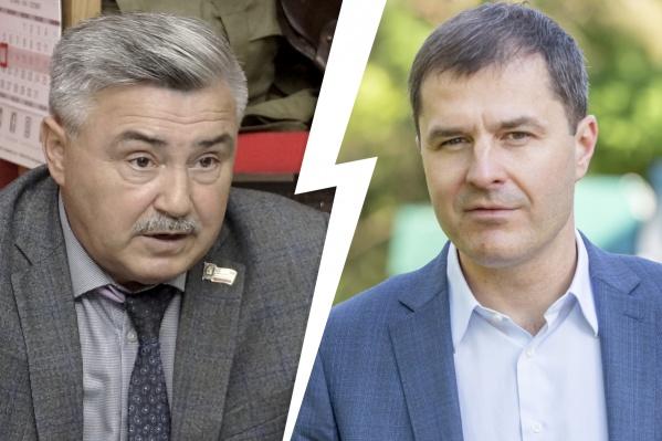 Анатолий Каширин резко высказался про мэра, и тот подал на него иск в суд