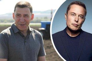 Куйвашев предложил открыть у нас производство Tesla