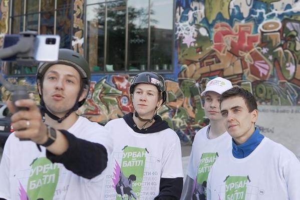 Главный приз в Архангельске получили райдеры из «Команды Ч»