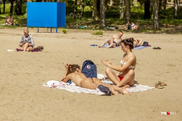 Количество пляжей в городе увеличится вдвое